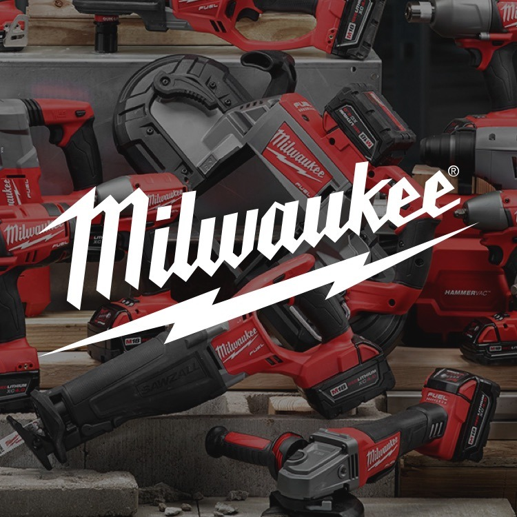 Shop Milwaukee power tools at Johnson Hardware