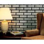 Z-Brick Americana 2-1/4 In. x 8 In. Silver Facing Brick Image 1