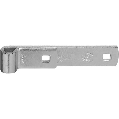 National 6 In. Zinc Hinge Strap