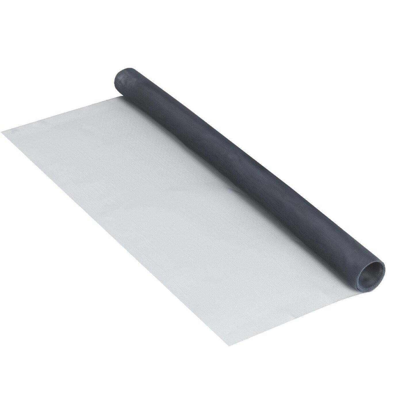 Phifer 24 In. x 84 In. Charcoal Aluminum Screen Ready Rolls Image 2