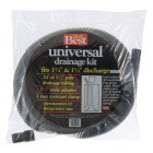 Prinsco 1-1/2 In. Dia. x 24 Ft. L Sump Pump Hose Kit Image 2