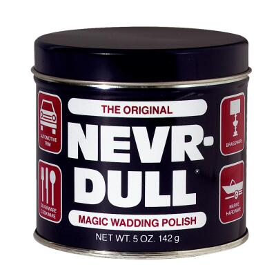 Nevr-Dull 5 Oz. Magic Wadding Polish