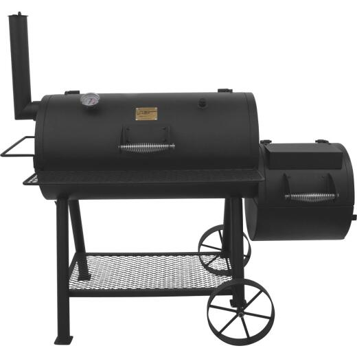 Oklahoma Joe's Highland 18 In. Dia. 879 Sq. In. Horizontal Charcoal Smoker